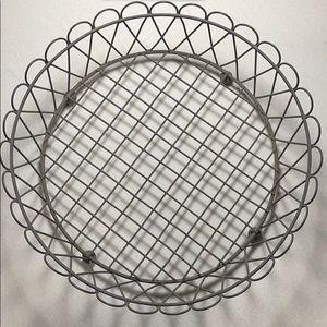 Decorative Wire Basket